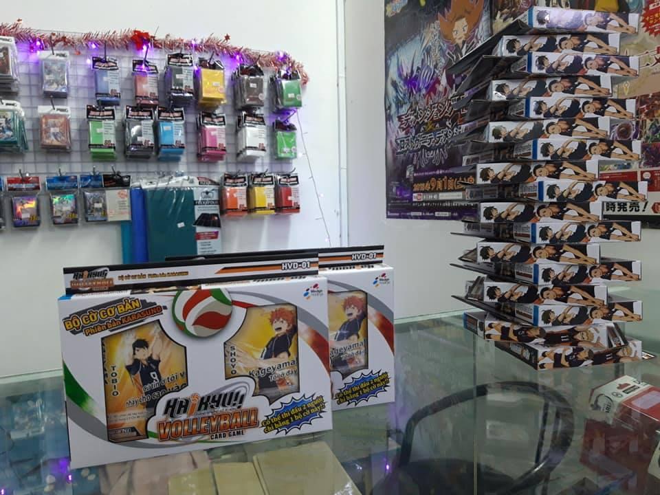Bộ cờ bóng chuyền Haikyu!! hiện đã có mặt tại GG Store Hồ Chí Minh