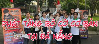 Phát tặng bộ cờ cơ bản Haikyu tại Đà Nẵng