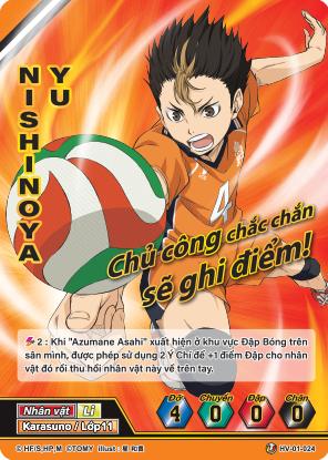 Nishinoya Yu