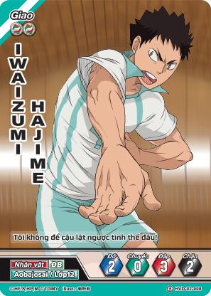 Iwaizumi Hajime