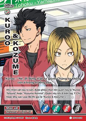 Kuroo & Koizume