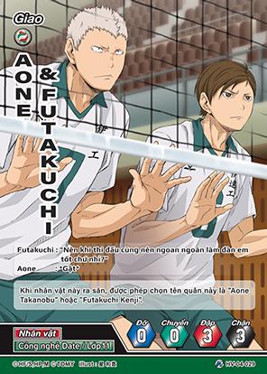 Aone & Futakuchi