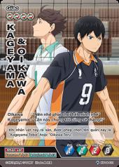 Kageyama & Oikawa