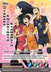 Tanaka & Nishinoya & Yamamoto