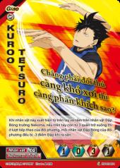 Kuroo Tetsuro